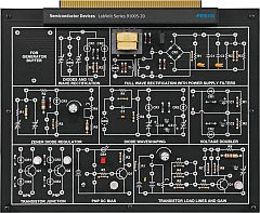 Circuit Board 91005: Semiconductor Devices