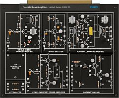Circuit Board 91007: Transistor Power Amplifiers