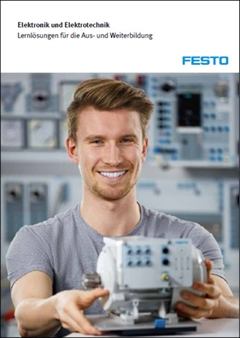 Electronics and Electrical Engineering: Learning solutions for basic and advanced training