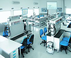 Holistic and turnkey training solutions – Everything from a single source – Pneumatics/Hydraulics