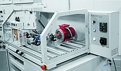 Mechanical Drives Training System: Fundamentals for competent industrial mechanics