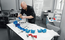 Synchro game - an introduction to lean production & value stream mapping